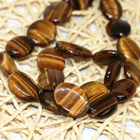 Hot Sale Natural Stone Tiger Eyes Loose Beads Jasper 13 18mm Oval Shape Fashion High Quality