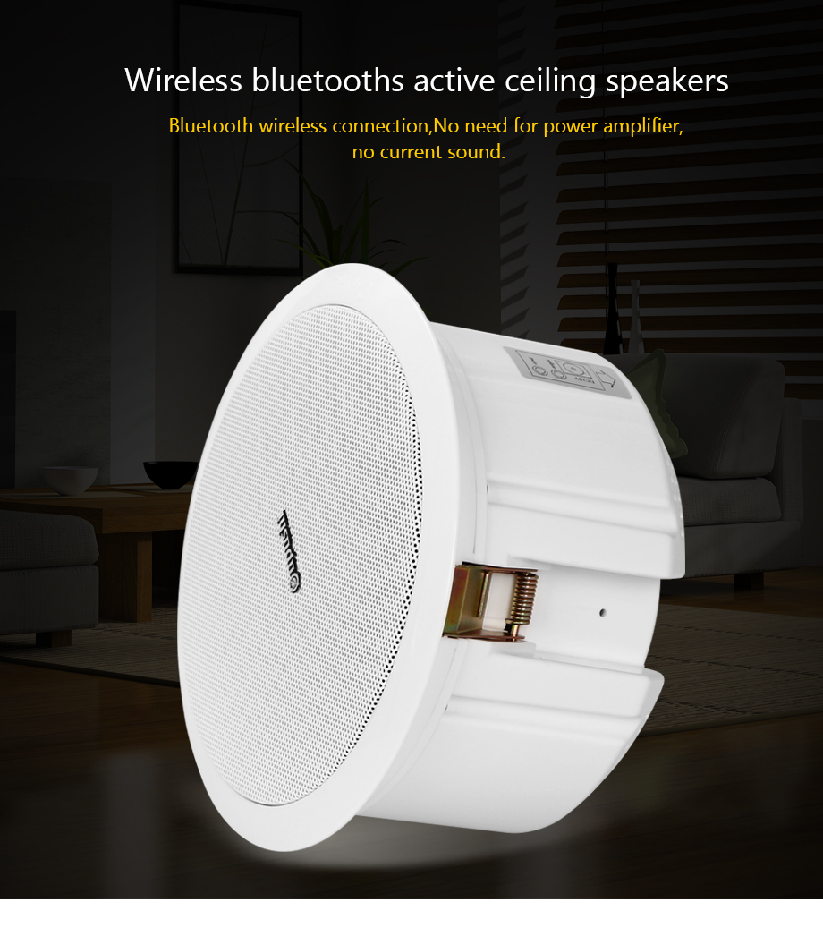 Cheap Alto-falantes de teto