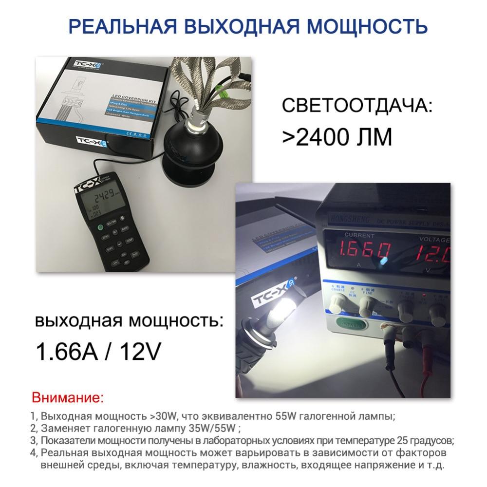 Kia Sportage avtomobilləri üçün Tumanki LED 9006 HB4 ptf başlıq - Avtomobil işıqları - Fotoqrafiya 3