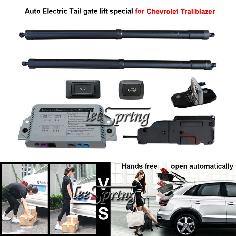 Smart Auto Electric Tail Gate Lift Special For Chevrolet Trailblazer