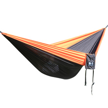 Outdoor garden swing hammock parachute cloth hammock, hammock accessories other collocation