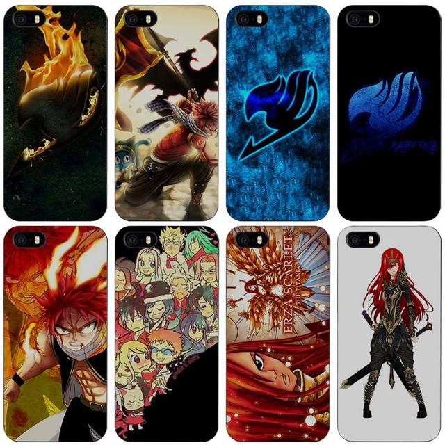 Fairy Tail Case For iPhone