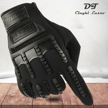 CINGHI LUSSO Cycling Gloves Long Full Finger Tactical Gloves