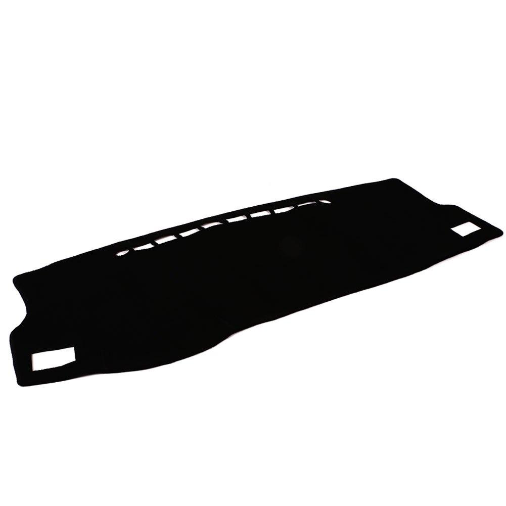 Vehemo войлочная ткань Солнцезащитная Накладка для машины коврик для приборной панели авто интерьерные запчасти для двигателей для грузовиков запчасти приборная панель Крышка черный коврик для приборной панели