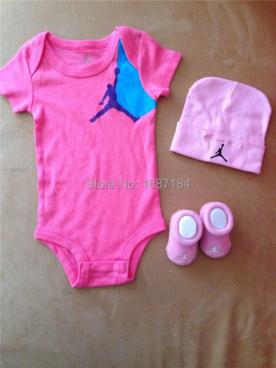 280fa3e986ec Special offer!Jordan Baby rompers boys girls jumpsuit baby clothing ...