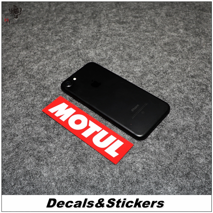 Image 4 - NO,L024 MOTUL 3M Reflective Modified Stickers car Sticker MOTO GP Waterproof Decals Racing Motorcycle-in Car Stickers from Automobiles & Motorcycles