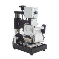 1 Pcs Hot Stamping Machine For PVC Card Member Club Hot Foil Stamping Bronzing Machine WTJ