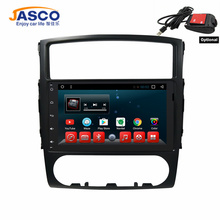 9″ Android Car Stereo DVD Player GPS Glonass Multimedia navigation for Mitsubishi Pajero V97 V93 2006-2015 Auto Headunit Radio