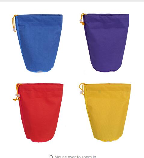 T 8 colors fang colors Black Thickening Fabric Pot Plant Pouch Root Container Grow Bag Tools