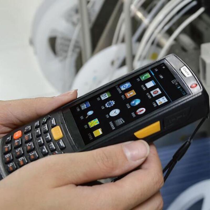 SM iData95V escáner de código de barras Android con batería de 6000 mAh de capacidad con Terminal PDA de mano láser 1D y 2D - 2