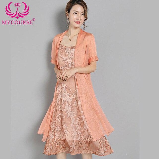 Trendy Spaghetti Strap Flowing Dress Women Dress Suits Spring Summer
