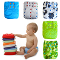 Snaps onesize baby diapers,Superfine stay-dry inner modern cloth diaper with nappy, pororo diaper for baby weight 10-40lbs