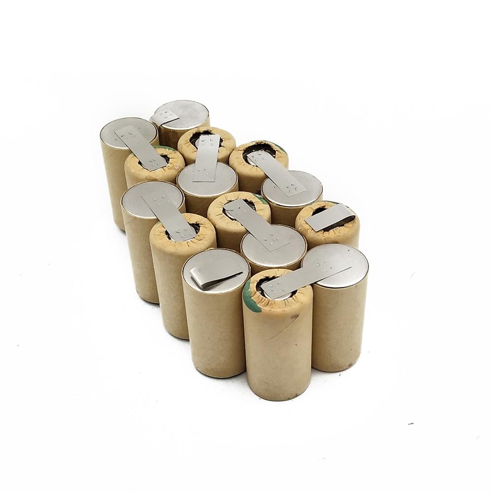 3000 mAh pour Atlas Copco 18 V Ni MH batterie pack CD alimentation mafell 094402 764649 pour auto-installation