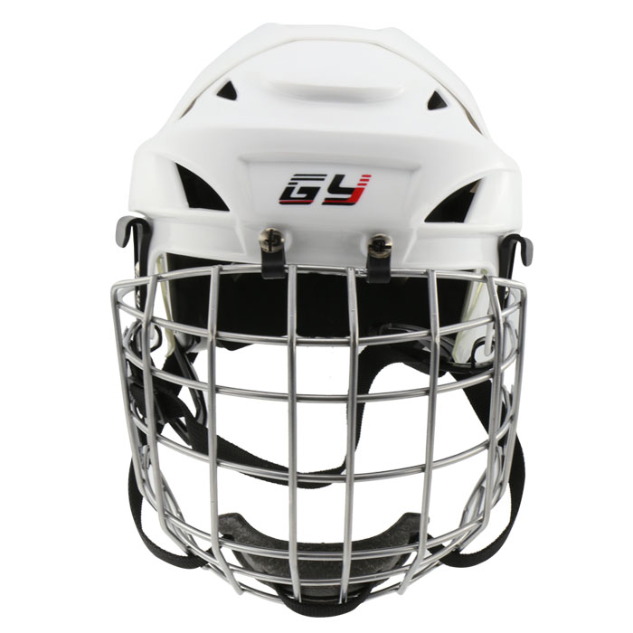 Free Shipping High-density PP shell Comfortable Protective Equipment ice hockey player helmet for sale недорого