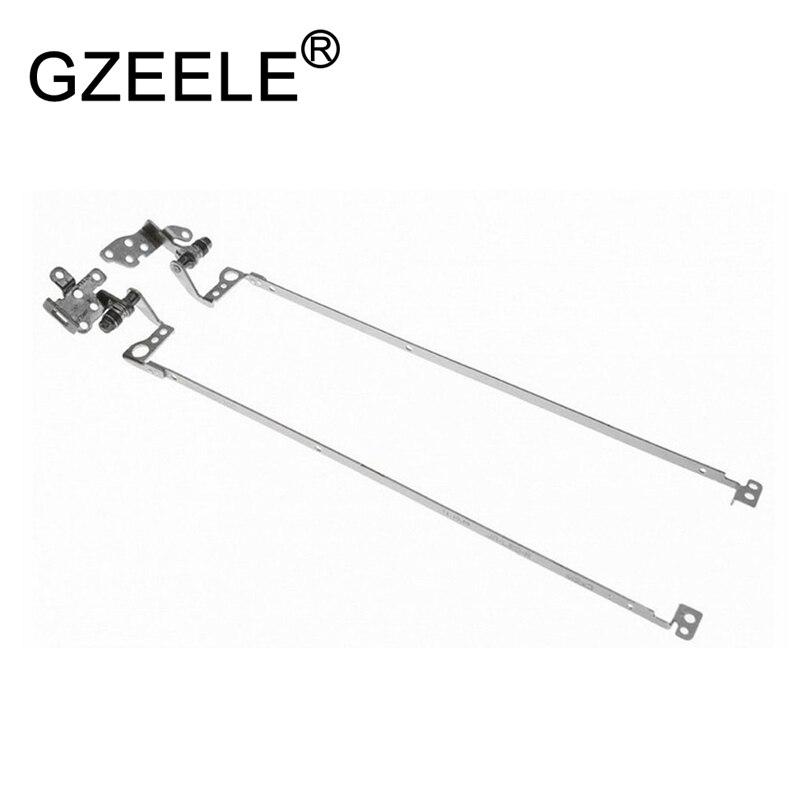 GZEELE Laptop Hinges For Acer Aspire 5750 5750G 5750Z 5755 5350 Hinges Left + Right AM0HI000200 AM0HI000300