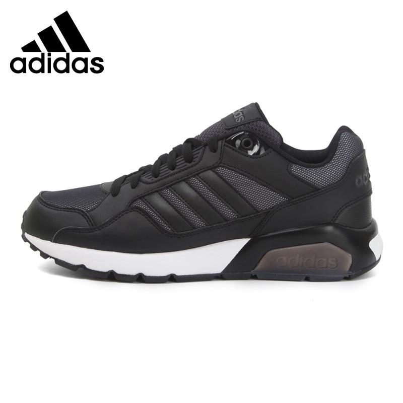 brand new 489a0 53ec9 Original nueva llegada Adidas NEO etiqueta RUN9TIS de los hombres zapatos  de skate zapatos zapatillas de