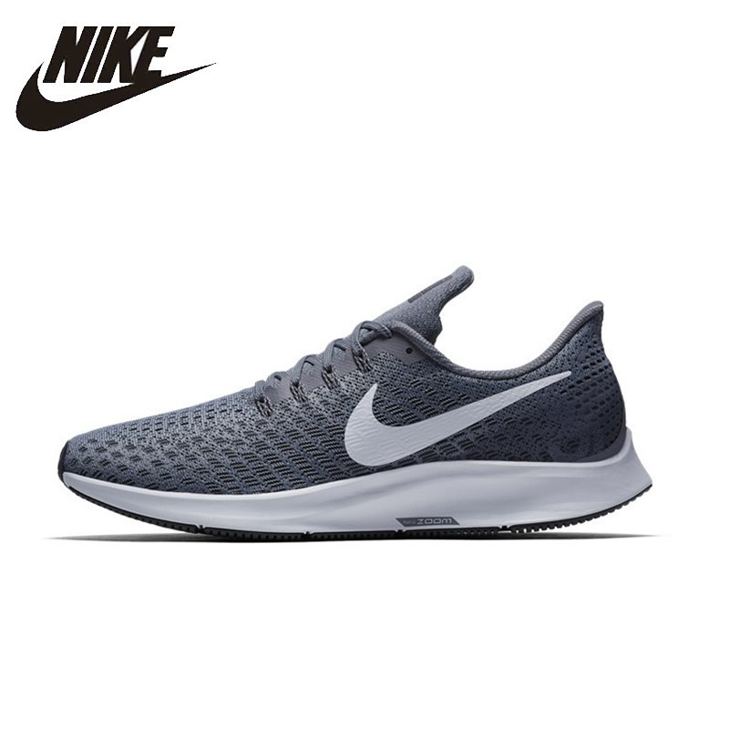 NIKE AIR ZOOM PEGASUS 35 Original Mens Running Shoes Mesh Breathable Stability Support Sports Sneakers For