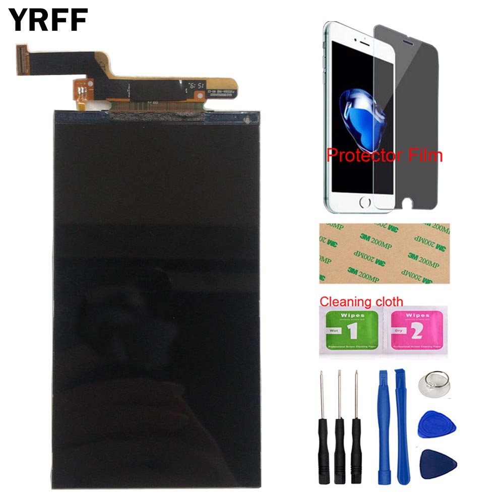 YRFF 5.0'' <font><b>LCD</b></font> Display Touch Screen For <font><b>Doogee</b></font> <font><b>X5</b></font> Max / <font><b>X5</b></font> Max <font><b>Pro</b></font> <font><b>LCD</b></font> Screen Display Replacement Part + Tools + Protector Film image