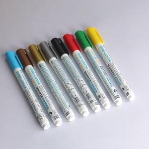 Image 5 - Simbalion 8 Colors Ceramic Marker Painted Ceramic Pigment Marker Pen Creative DIY Series Ceramic Color Pen