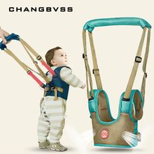font b Baby b font Harness For Walking Cotton Mesh Children Reins Leash Backpack For