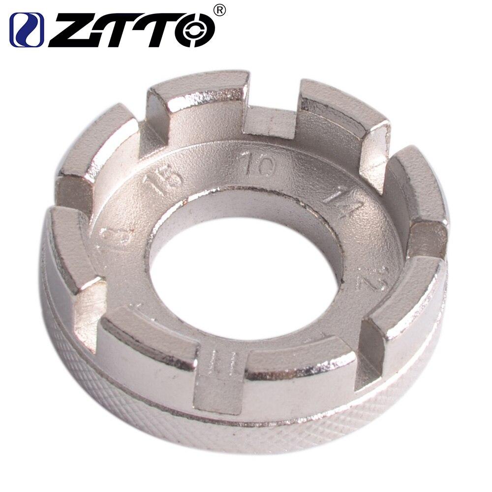 Tool Durable Steel Bike Wheel Nipples Repair 6Size Tool 1* Bicycle Spoke Wrench