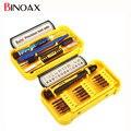 Binoax 21 en 1 herramientas de reparación de conjuntos de herramientas destornillador de precisión digital profesional para ordenador teléfono móvil iphone 4s, 5s, 6 s w027