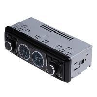 12V Stereo Bluetooth Car Audio Mp3 Player U Disk Media Player Handfree FM Radio Receiver Dual