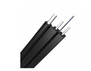 Image 1 - QIALAN 250 м Одномодовый 9/125 OS2, крепкий элемент KFRP, самонесущий FTTH кабель GJYXFCH