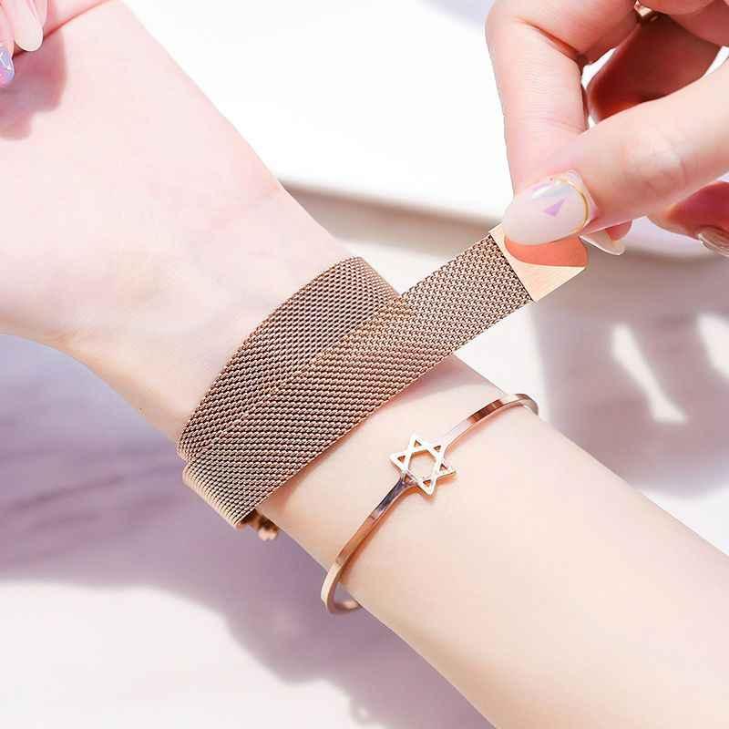 נשים שעונים 2019 יוקרה מותג קריסטל אופנה שמלת אישה שעונים שעון קוורץ גבירותיי יד שעונים עבור נשים Relogio Feminino