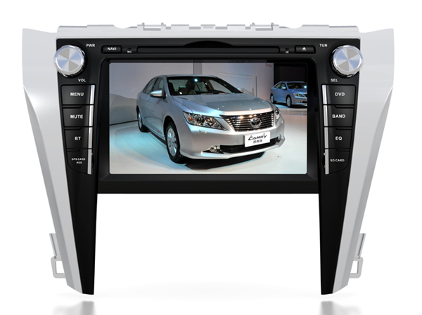 Android 6 0 16GB ROM quad core PX3 android car dvd fit for toyota CAMRY 2015