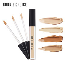 BONNIE CHOICE Liquid Concealer Pore Dark Circle Cover Waterproof Face Primer Makeup Cosmetic Cream