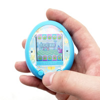 90s Color display nostalgic game console machine electronic virtual cyber pets elves of kids gift Color screen pet game