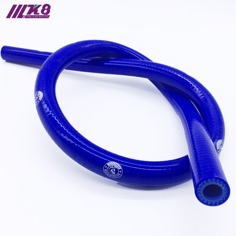 40mm ID Black 1 Metre Length Straight Silicone Hose AutoSiliconeHoses