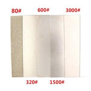 Image 3 - 80~3000 Grit Professional Thin Diamond Knife Sharpening Whetstones Polishing Knife Sharpener Plate Grinding Abrasive Stone