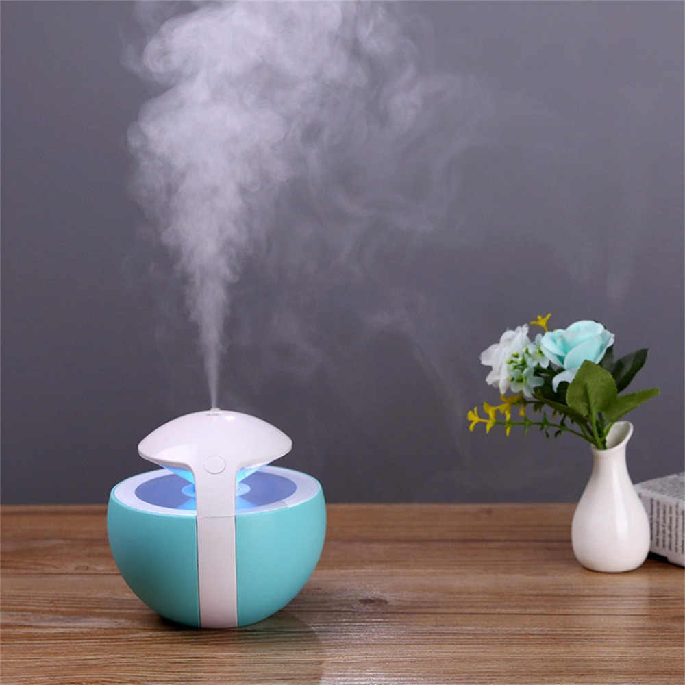 450ML Strawberry Home Air Humidifier Ultrasonic Cool Mist Essential Oil Diffuser USB Aroma Lamp Car Purifier Fogger Mist Maker