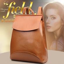 Женские винтажные рюкзак Дизайнер Высокое качество кожаные рюкзаки для девочек-подростков SAC основной Женский школьная tophandle сумка
