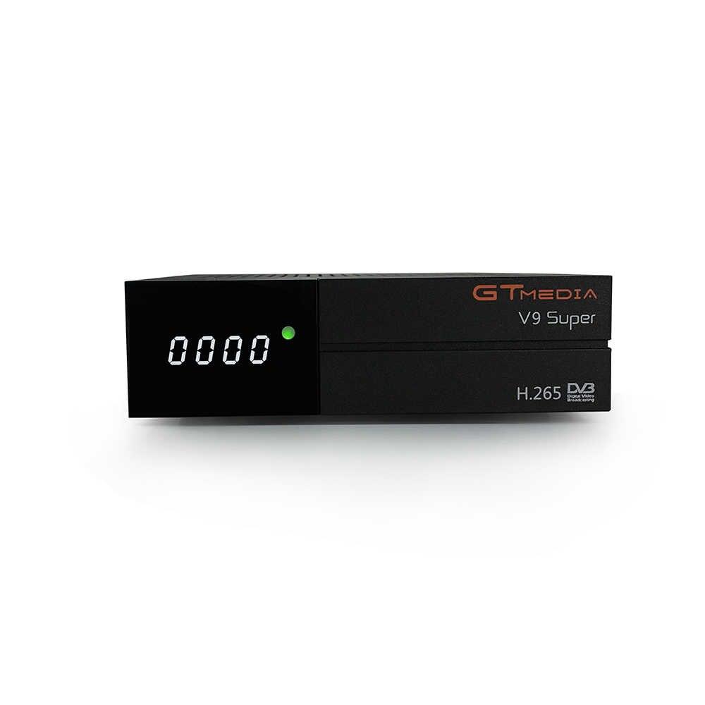 GTmedia V9 Super Digital TV Satellitare Ricevitore DVB-S2 H.265 DRE & Biss chiave Spagna cline PK Freesat V7S HD V8 NOVA X96 Mini