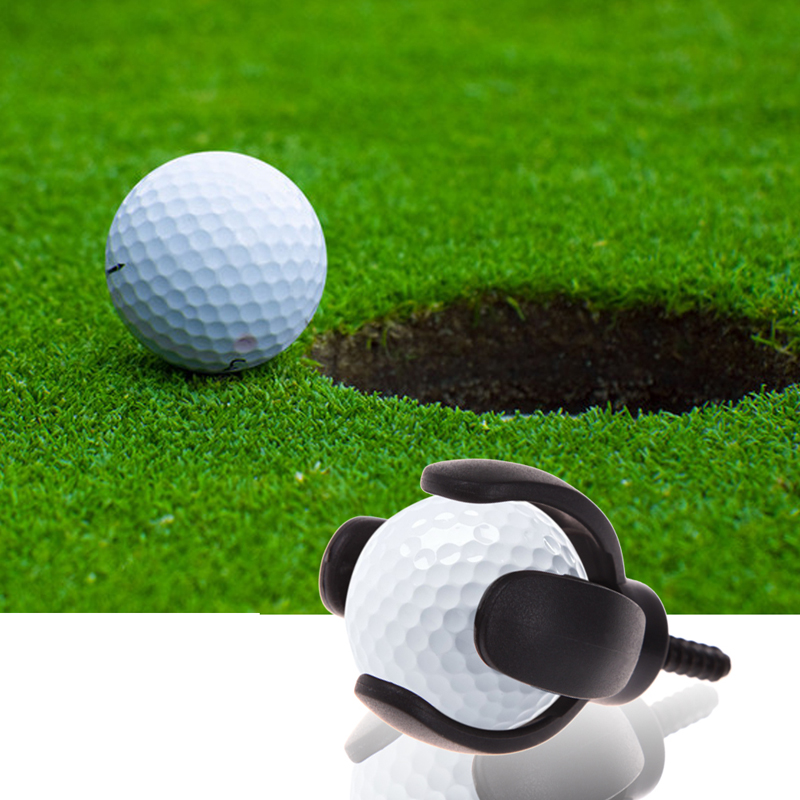 4-Prong Golf Ball Pick Up Retriever Grabber Claw Sucker Tool For Putter Grip Golf Shoes Parts Accessaries