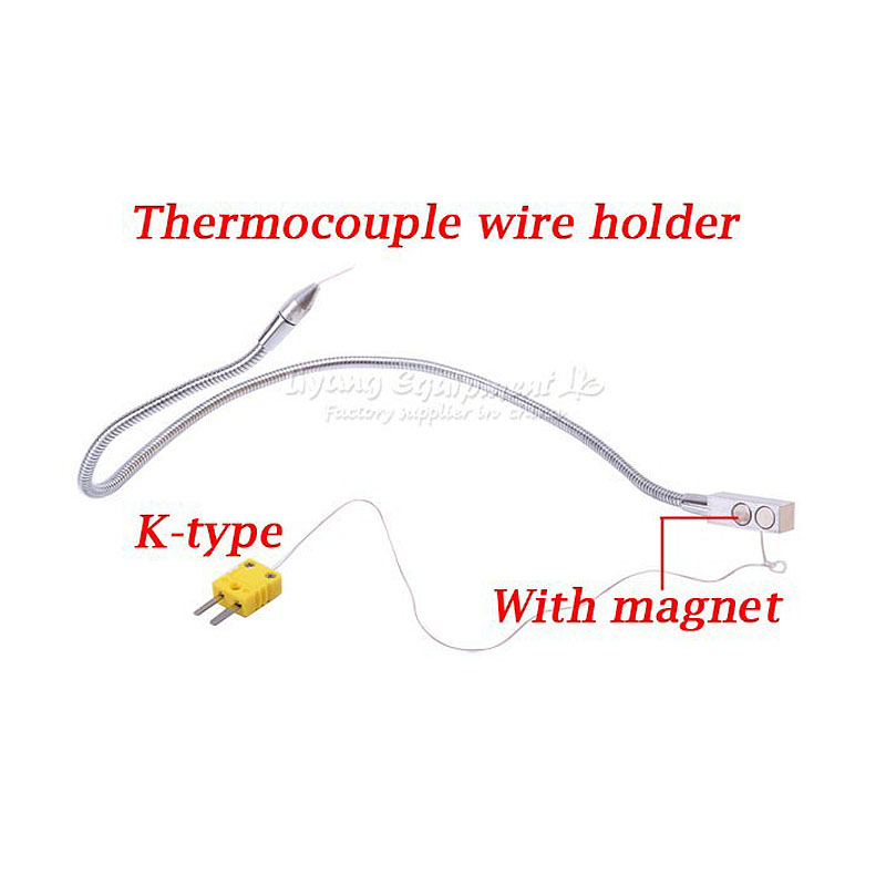 LY-TS1 Omega K -Type Magnet TC Thermocouple Wire Holder Jig For BGA repairingLY-TS1 Omega K -Type Magnet TC Thermocouple Wire Holder Jig For BGA repairing