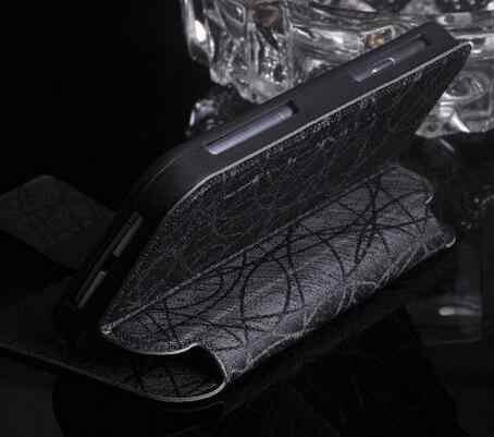 สำหรับ Philips Xenium V787 + PLUS, luxury Flip PU หนังซิลิคอนฝาหลังโทรศัพท์กรณีสำหรับ Philips V787 PLUS Funda Capa กระเป๋า