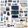 Adeept Ultimate Starter Learning Kit For Arduino MEGA 2560 With Guidebook LCD1602 Servo Motor Freeshipping