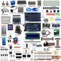 Ultimate Adeept Elétrica DIY Iniciado aprendizagem Kit para Arduino MEGA 2560 com Guia Do Motor Freeshipping Livro diy diykit