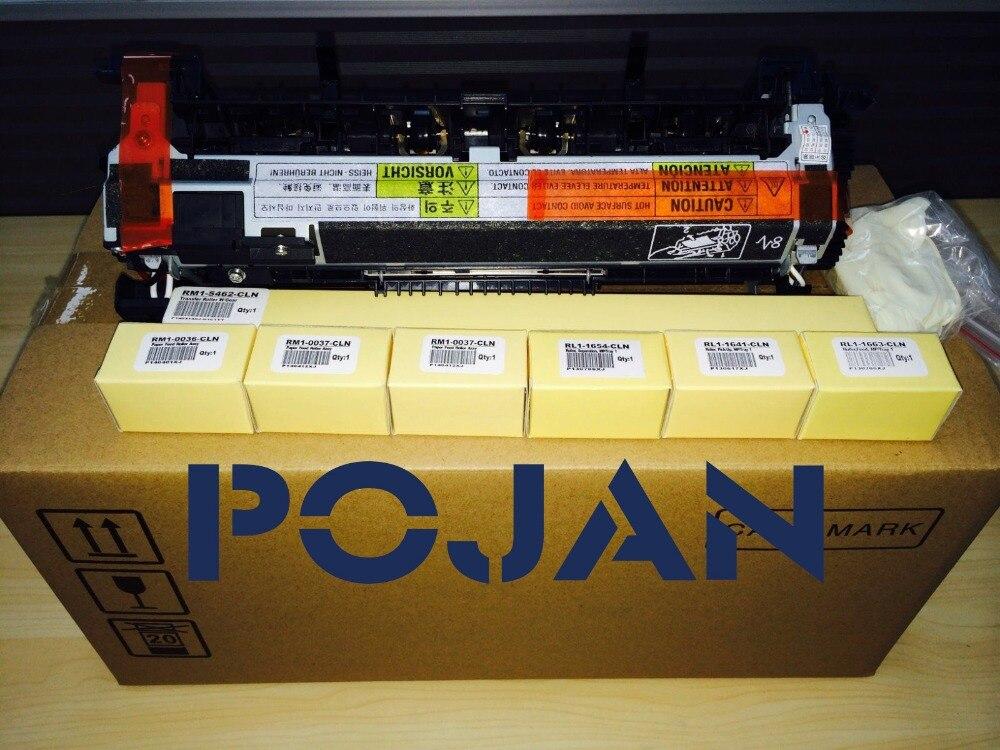 CF064A Kit d'entretien 110 v Laserjet Ent M600 M601 M602 M603 unité de fusion + kit de rouleau RM1-8395 film de fusion d'imprimante LPR nouveau POJAN