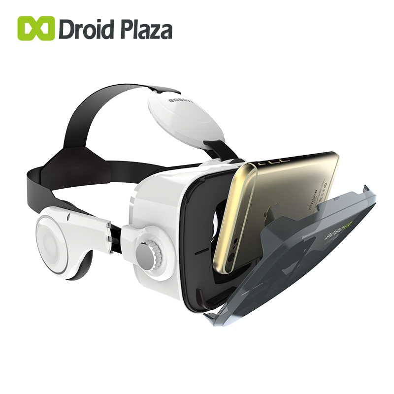 8f0c0ceab4cd BOBOVR Z4 3D VR Glasses Virtual Reality Headset Google Cardboard VR Box for  iPhone 7 8 Plus Samsung S8 4.7~6