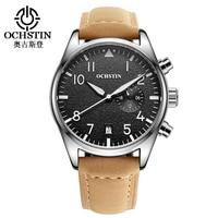 Элитный бренд ochstin наручные часы армия Военная Униформа модные Повседневные часы Для Мужчин's Hour Clock спортивные наручные часы мужской Relogio