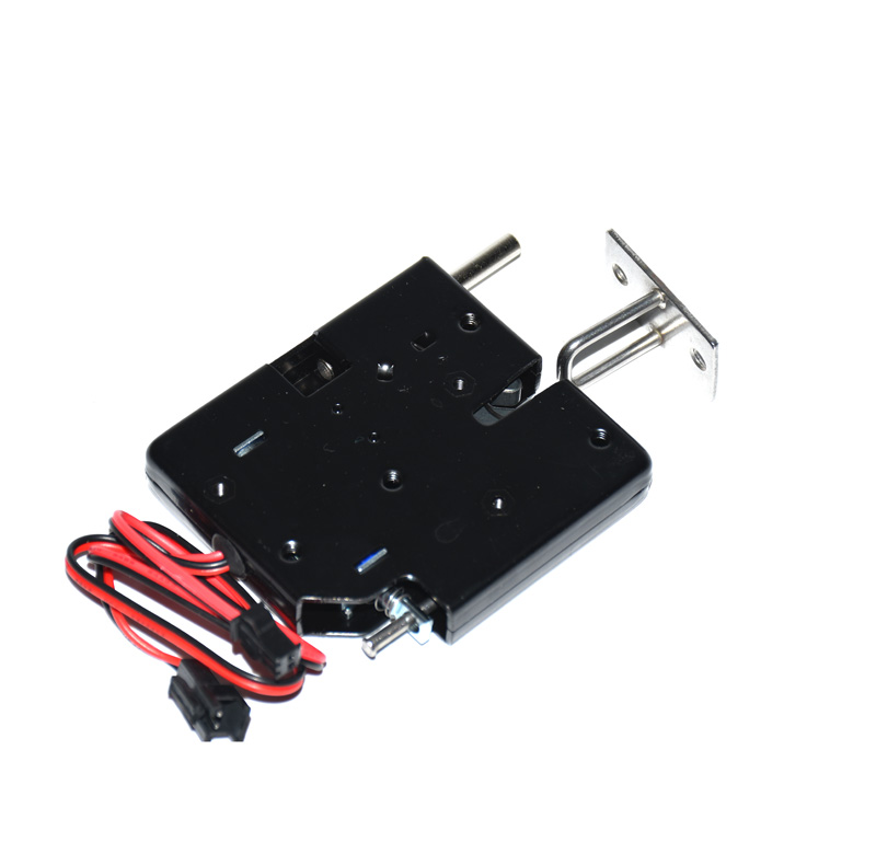 DC12V 2A Electromagnetic Lock Electronic Lock For Sell-Machine Storage Shelf File Cabinet Locker Lock With Bouncer