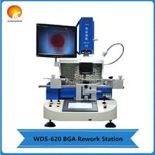 Auto 110V / 220V BGA rework station WDS-620 IR bga equipment for laptop desktop ps3 repairing automatic mobile phone repair