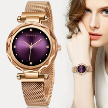 2019 New Fashion Women Quartz Watch Luxury Rose Gold Stainless Steel Strap Lady Wrist watch Digital Clock Relogio Feminino watch women stainless steel rose gold silver wrist watch luxury ladies rhinestone quartz watch relogio feminino new