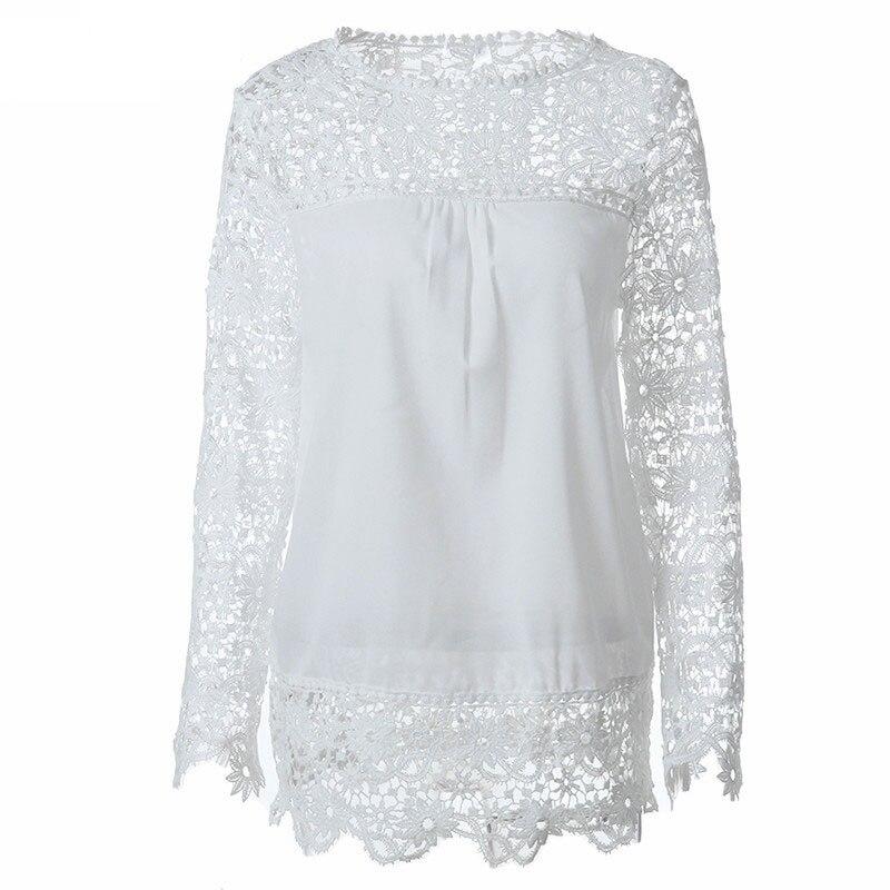 ForeMode 7XL Velkoformátová móda Dámské krajky s dlouhým - Dámské oblečení