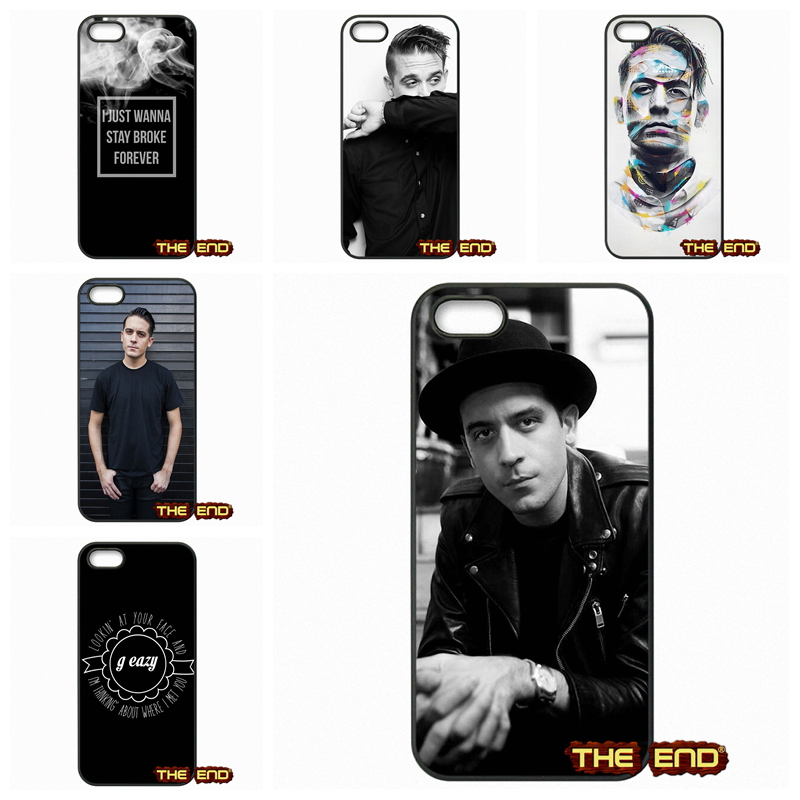 G Eazy Gerald Earl Gillum Auckland Phone Case Cover For Apple iPod Touch 4 5 6 iPhone 4 4S 5 5C SE 6 6S Plus 4.7 5.5
